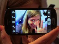 Samsung's Galaxy Express packs trendy features in a low price Sold at AT&T this holiday season, the Galaxy Express is a low-budget phone that includes NFC and 4G LTE speeds. CNET's Bridget Carey gets an early look at this Android 4.0 smartphone.