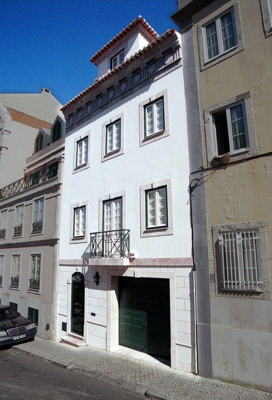 Edifício de Habitação na Lapa, Lisboa - Portugal