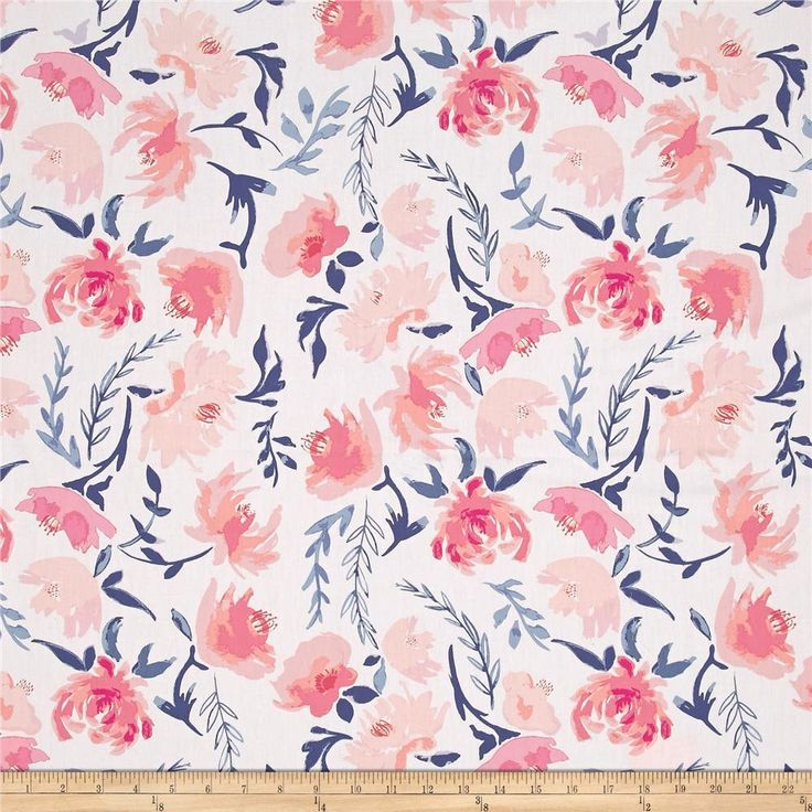 Blush Pink Coral & Navy Floral Baby Nursery Crib Bedding Set CHOOSE and CUSTOMIZE by mellissasboutique on Etsy https://www.etsy.com/listing/502264129/blush-pink-coral-navy-floral-baby