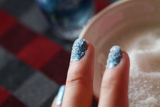 How to Do Sugar Coated Nails: 5 steps (with pictures) - wikiHow