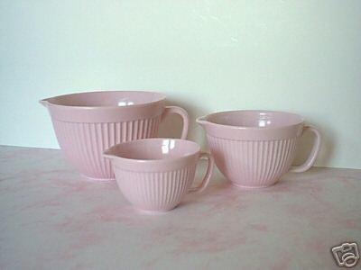 New Pink Melamine Measuring Cups Chic Pink Kitchen | eBay