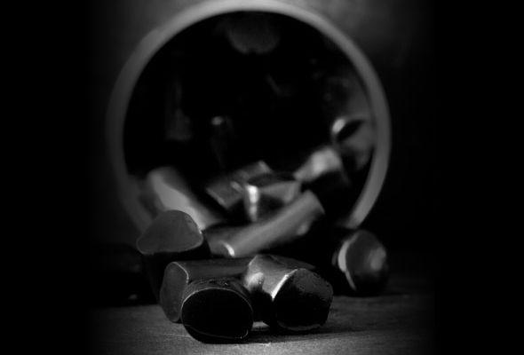 Liquorice by Johan Bülow. LOOOOVE...!
