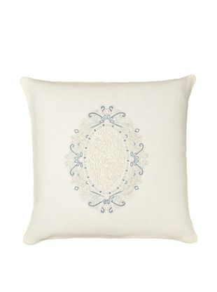 70% OFF 1891 by SFERRA Claribel Pillow, Eggshell