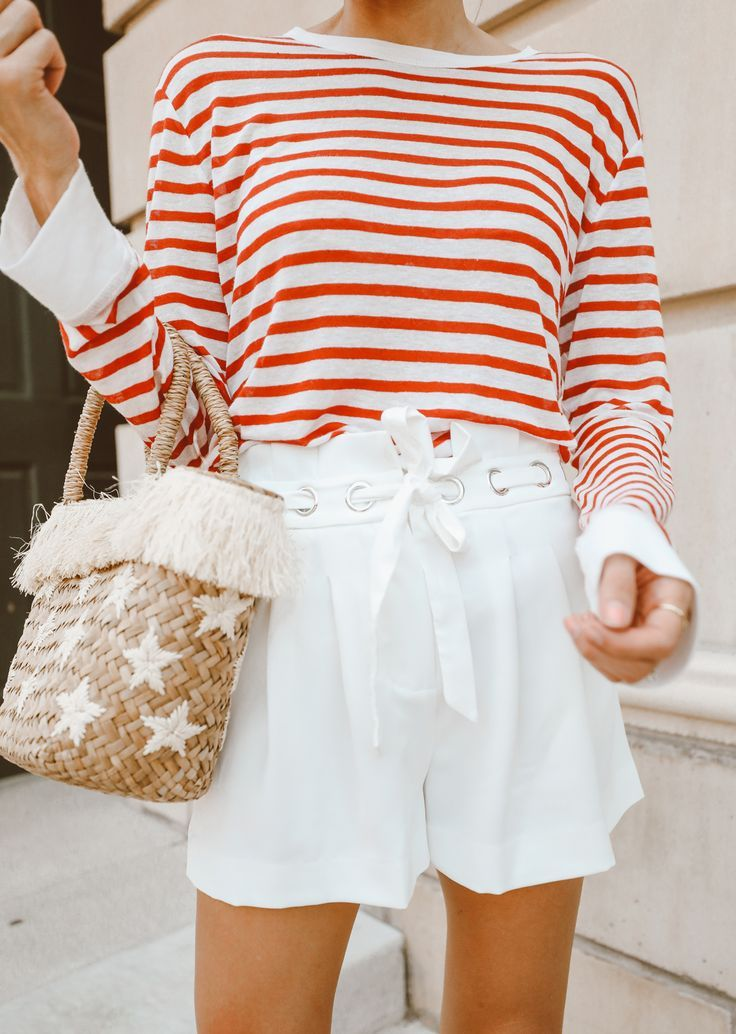 2 Ways to Wear Your Summer Stripes | fashion | outfit ideas