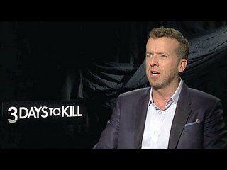 3 Days to Kill: McG Junket Interview --  -- http://wtch.it/QUl03