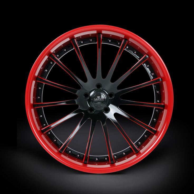 Savini SV34-C XC Wheels