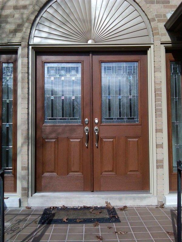 Decoration Lovely Pella Entry Doors Fiberglass With Half