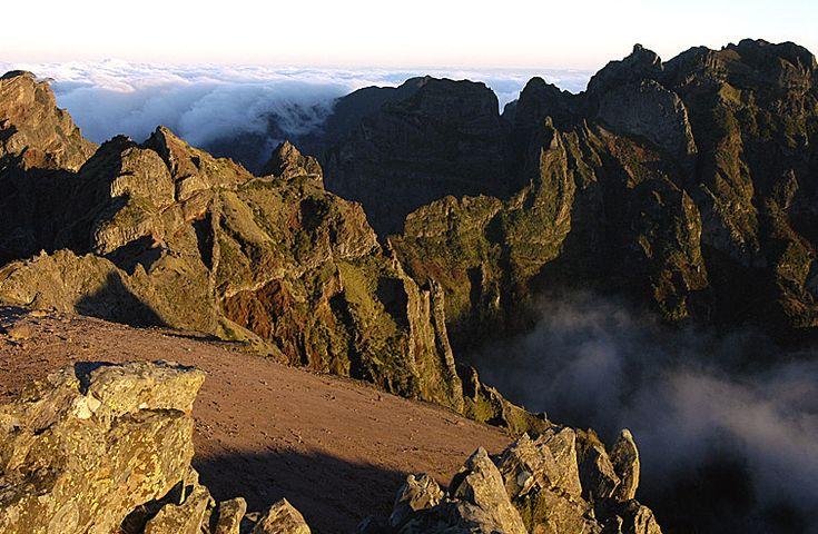 Pico Ruivo, Madeira, Portugal | Portugal | Madeira, Azores ...