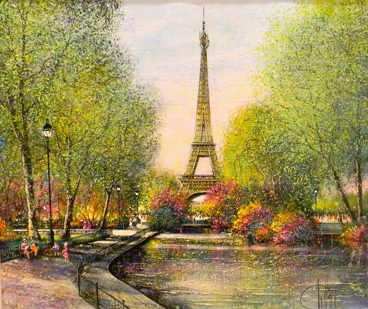 Impressionism Paris: 152 Best Guy Dessapt Art Images On Pinterest
