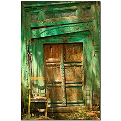 @Overstock - Artist: Keith Berr  Title: Temple Door  Product type: Gallery-wrapped canvas arthttp://www.overstock.com/Home-Garden/Keith-Berr-Temple-Door-Gallery-wrapped-Canvas-Art/5197441/product.html?CID=214117 $42.99