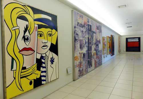 Otsuka Museum of Art, Tokushima Prefecture.