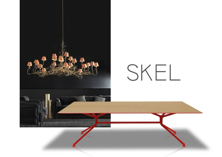 skel table, the new jmm design . www.jmm.es
