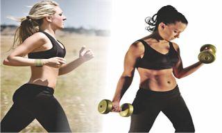 Quer emagrecer treine musculação e aeróbicos juntos - http://riodesaude.blogspot.com.br/2016/12/quer-emagrecer-treine-musculacao-e.html  #musculação #aeróbicos #RiodeSaúde
