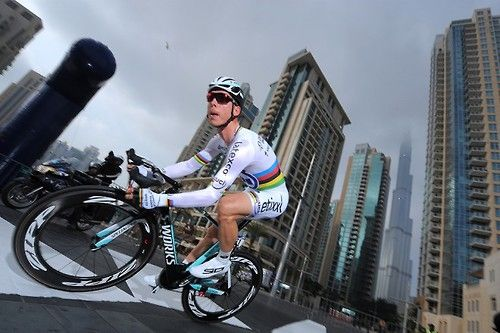 Tony Martin, Dubai Tour 2014 !
