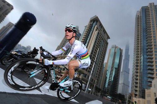 Tony Martin, Dubai Tour 2014 !