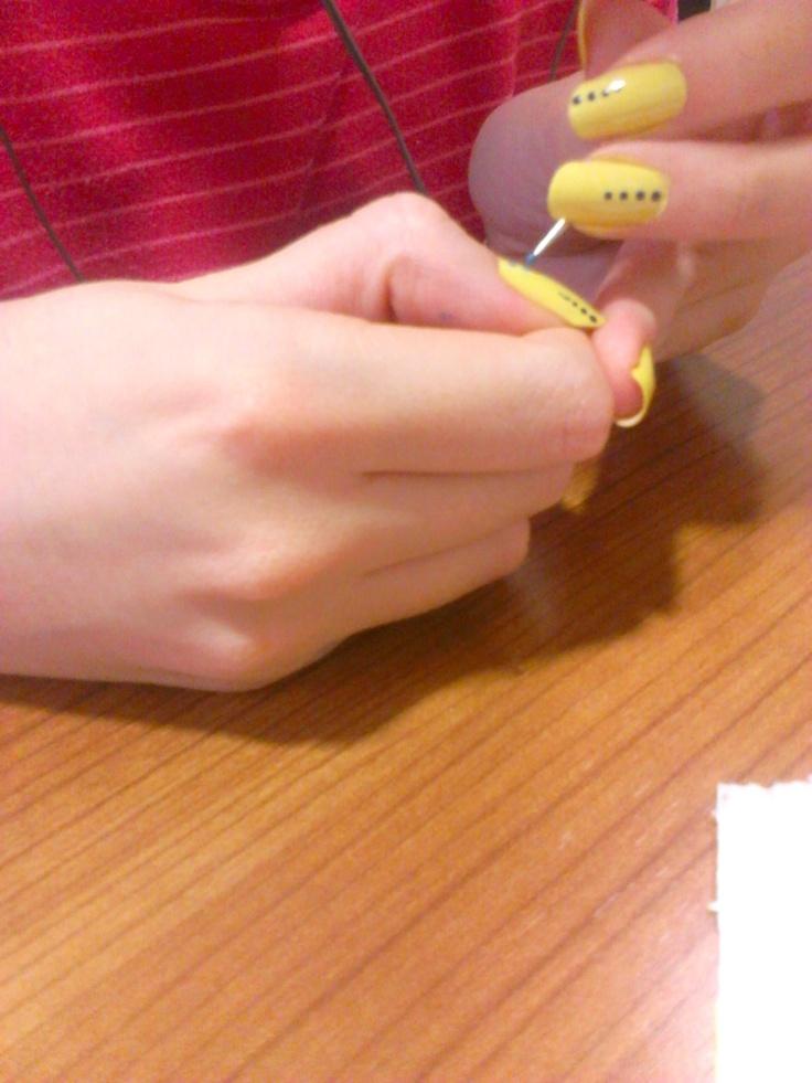 Diseño de uñas de la semana (II) :: LadyCoco
