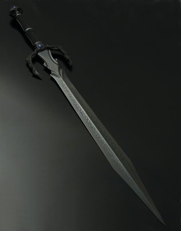"Stormbringer ""The Stealer of Souls"" - The Sword of Elric of Melniboné by Raven Armoury"