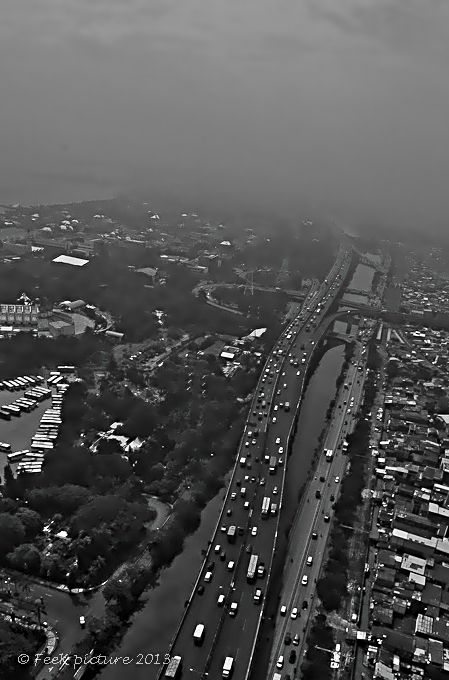 smog polution by fikha astrida