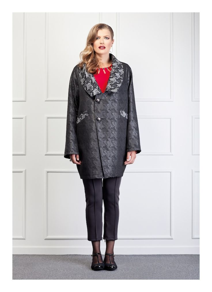 #ceket #mont #kaban #triko #etek #dress #buyukbeden #plussize www.wing.com.tr/