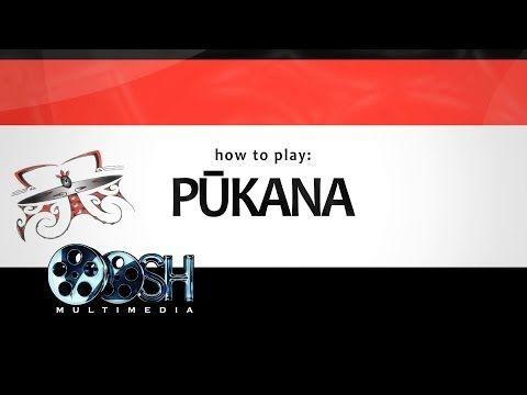 Pūkana - How to Play - YouTube