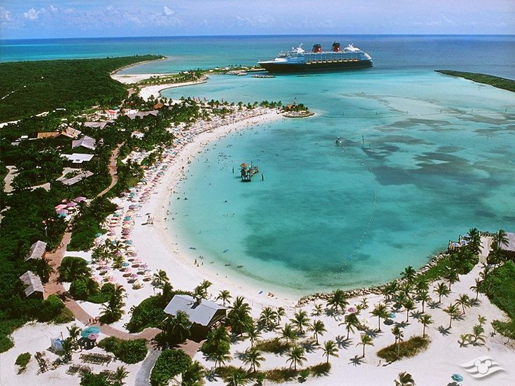 Castaway Cay, the Disney island in the Bahamas with snorkeling, kid's archeology dig and lots of Disney fun.
