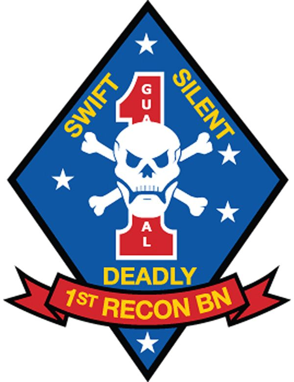 1st Recon Bn Color - 1st Marine Division (United States) - Wikipedia, the free encyclopedia