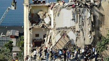 Τραγωδία στο κτίριο που κατέρρευσε κοντά στη Νάπολη - Νεκροί και οι 8 ένοικοι   Μετά την κατάρρευση τα ξημερώματα χθες του τετραώροφου κτιρίου πυροσβέστες και εθελοντές αναζητούσαν τους οκτώ αγνοούμενους. Τελικά όμως βρήκαν μόνο πτώματα... from ΡΟΗ ΕΙΔΗΣΕΩΝ enikos.gr http://ift.tt/2sXEzlE ΡΟΗ ΕΙΔΗΣΕΩΝ enikos.gr