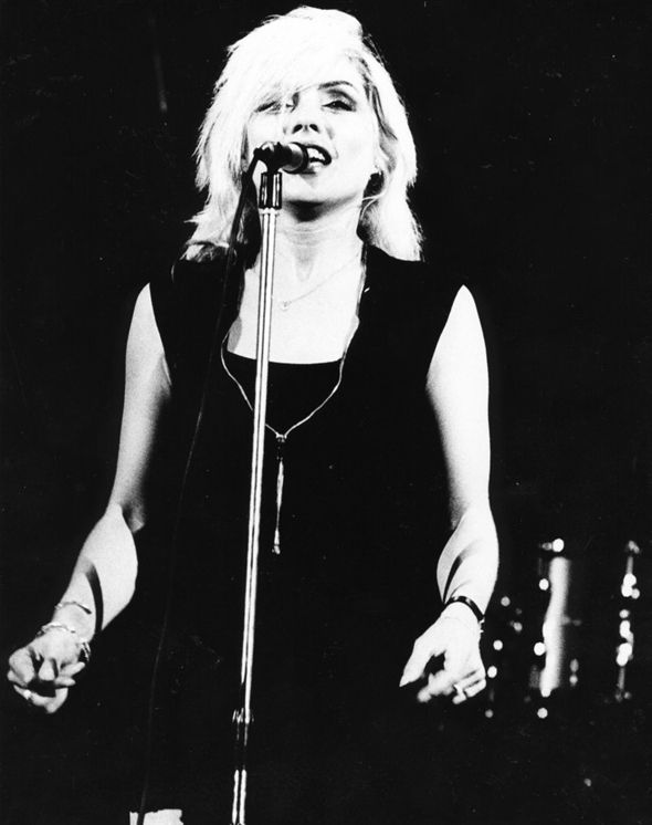 Blondie - Debbie Harry : Foto