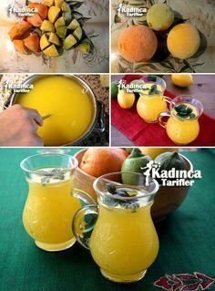 Buzluk Limonatası Tarifi