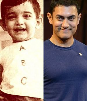 Aamir Khan, who was first seen on screen in 1973 in the film Yaadon Ki Baarat is now one of the finest actors of the Indian cinema.