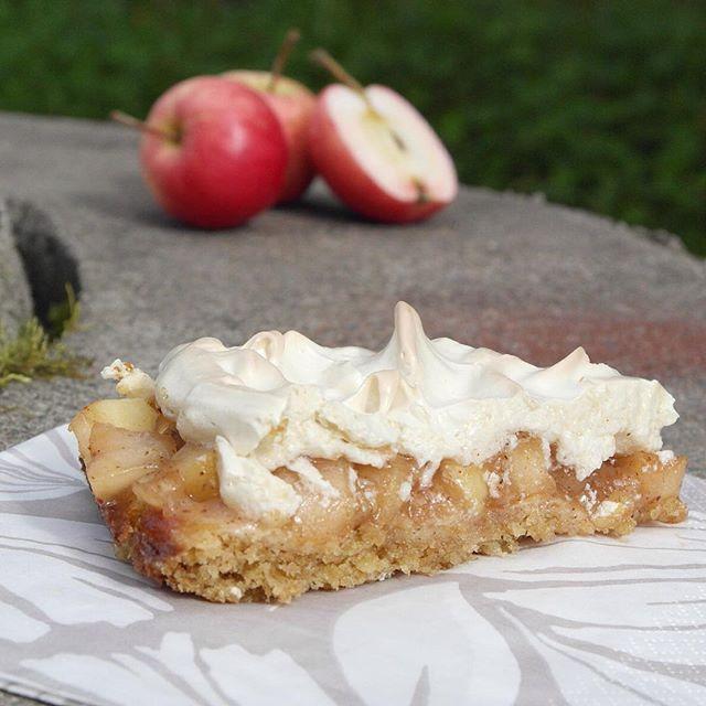 #leivojakoristele #omenahaaste Kiitos @ something.delicious.by.marika
