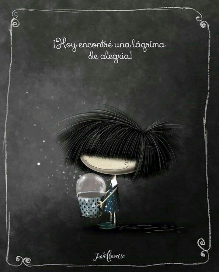 Today I Found A Tear Of Joy By Juan Chavetta Puro Pelo