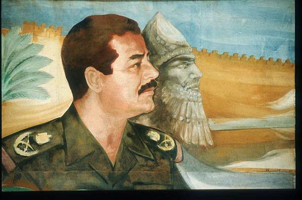 Pin By Mohammed Sociologist On Saddam Hussein صدام حسين Saddam Hussein Art Instagram Photo Ideas Posts