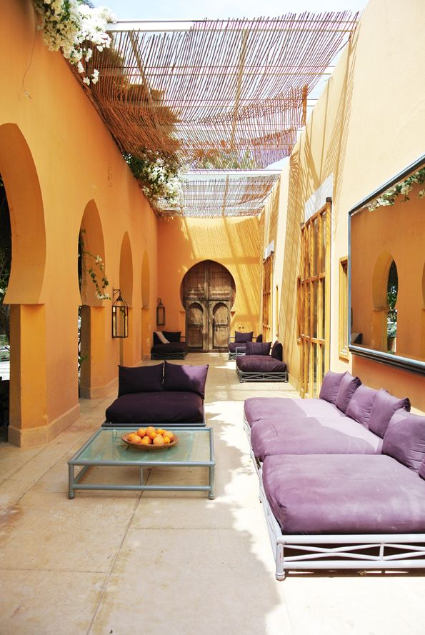 My Attic, Marrakech, Jnane Tamsna Hotel