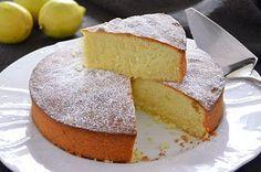 Ricetta della Torta soffice al limone: non servono né latte, né burro, né uova - Siciliafan
