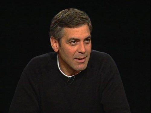 George Clooney in Charlie Rose (1991)