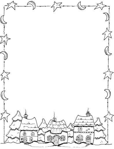 1000 Images About Christmas Coloring And New Years