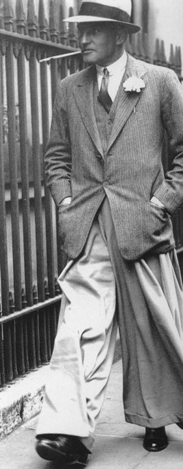 oxford bags 1920s