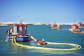 Port Nolloth, Northern Cape - fishing village