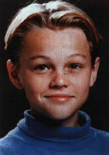 LEONARDO DI CAPRIO from childhood to Hollywood superstar (21 pics + text)