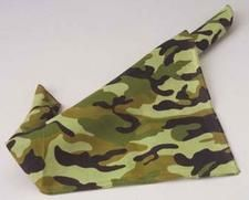 Camouflage Army Party Bandana.