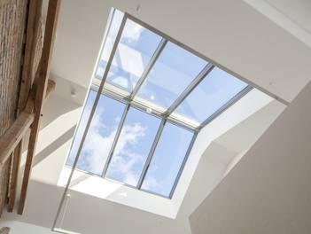 Spitzboden, Dachflächenfenster, First, Foto: Velux