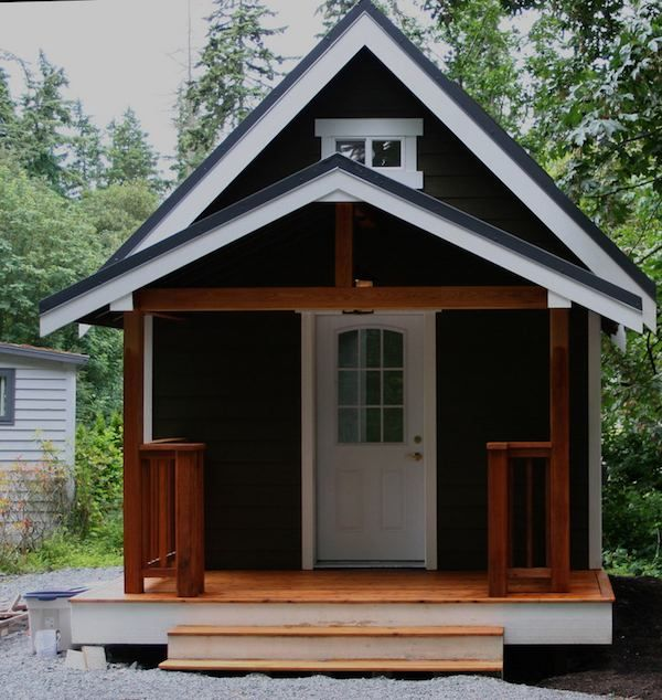 Tumbleweed Tiny House Cottages: 154 Best Small Homes I Want To Have One Day Images On