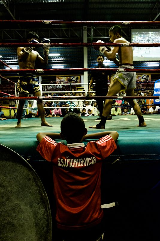 The way to Lumpinee - Gui Christ