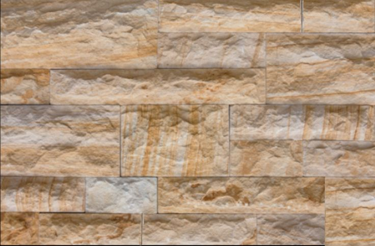 Sandstone Cladding, Sandstone Stone Wall, Mushroom Sandstone Wall Cladding Stone available. Price from $98 sqmtr. We ship Australia wide. Open 6 days. Melbourne, Sydney, Brisbane, Adelaide, Hobart
