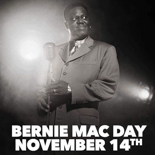 "There is only ""Mac"" for this #Chicagoan ... Bernie Mac. #FabWorld #MommyFab #EfabulousHB #ComedyLegend #KingOfComedy"