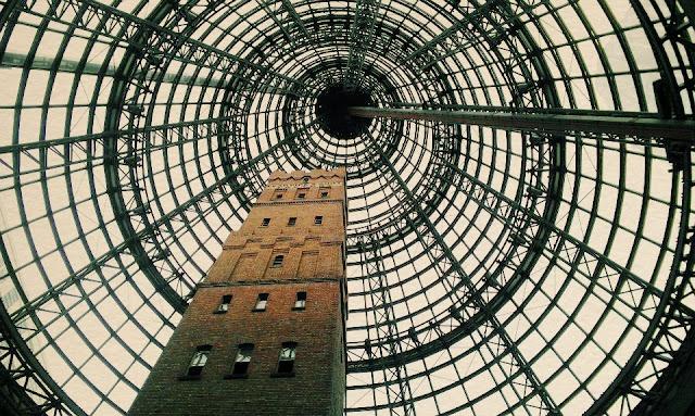 Burk street Mall, Melbourne