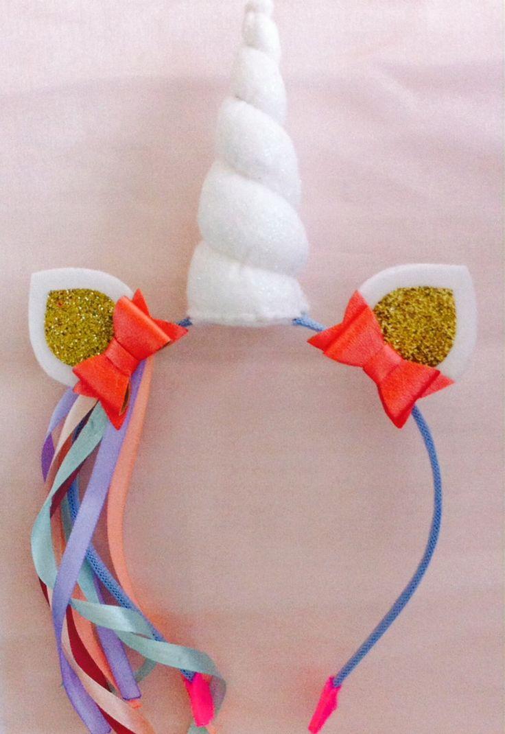 Aparador Vermelho Etna ~ 25+ melhores ideias de Tiara de unicornio no Pinterest Tiaras de unicórnio, Tiaras unicornio e