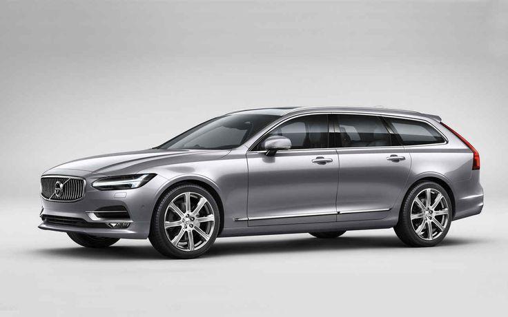 2018 Volvo V90 Wagon Http Www 2016newcarmodels Com