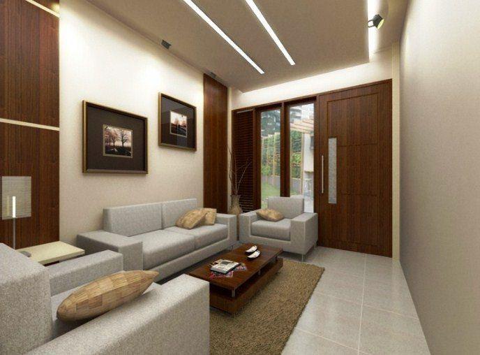 25 Dekorasi Desain Interior Ruang Tamu Rumah Minimalis